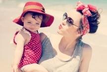 Fashionista mom and me