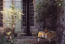 The shabby chic house