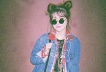 The Grunge Look