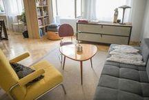 Obývací pokoje/For living