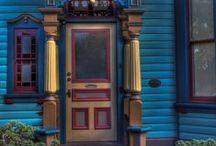 Colorfull Doors ¤
