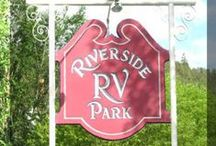 About Riverside RV Park, Ruidoso NM / Pictures taken in and around the park
