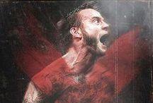 CM Punk - WWE Universe