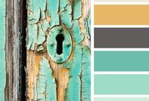 Colors/Pallete