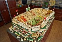 Healthy Superbowl Party Worthy Snacks / Healthy Superbowl Snacks fit for any football party