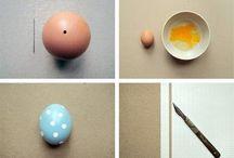 Egg crafts