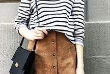 T H A T 7 0' S / Pantalon patte d'eph, manteau en daim et sac à franches… La tendance seventies est de retour pour ce printemps ! http://www.roussefolie.com/tendance-seventies/