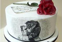 Art cooking / Ce tableau comporte des viennoiseries (gâteaux essentiellement) de toutes sortes, leur particularité est leur originalité!