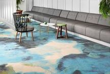 Cool Floors / Innovative flooring, floor types and inspirational floor styles. Don't just carpet or laminate, think outside the box and bring a touch of jaw dropping design to your room. #FloorDesign #CoolFloors #FloorIdeas