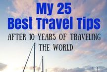Travel Tips / Top travel tips to keep in mind before your vacation