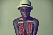 Girls Black style Roots Beautiful
