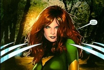 Jean Grey/Marvel Girl/Phoenix