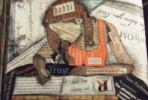 Art Journaling / by Christy Hawkins