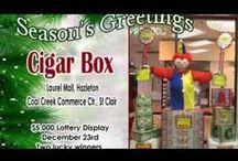 Cigar Box Events