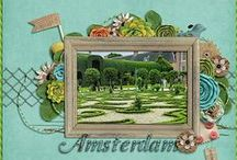 {Creative Inspiration} / Layouts by my amazing CT using my kits. / by Stephanne Moorehead