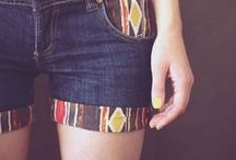 DIY - fashion / by Allie Biache