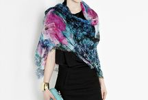 My Scarves in Stores / This is where you can find Athena Procopiou scarves in stores and online.
