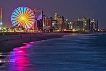Myrtle Beach Dream Vacation / by Joann Holt