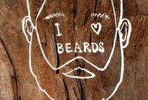 I love a good beard / by Lori Larkin