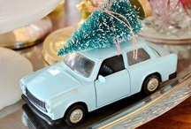 We Need a Little Christmas... / All things Christmassy / by Debbie Ruddock