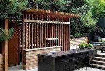 Outdoor Living & Courtyards