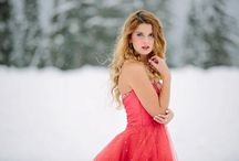 Photography | Winter Senior Session