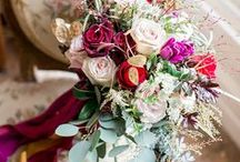 Bouquets / Enjoy our gorgeous selection of beautiful bouquets! Get ideas for flowers of the season to bejeweled beauties for the bride and your bridesmaids too.