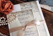 Vintage Weddings / Filled with gorgeous vintage inspiration for your wedding day!