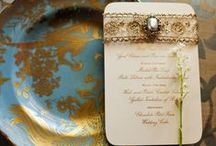 Invitations & Caligraphy / A Lovely way to invite your guest to the biggest day of your life