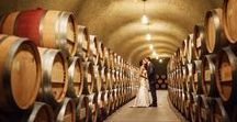 Wine Country Weddings / A vineyard is the perfect venue for an elegant outdoor affair with a hint of old world charm.