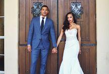 Chic Brown Brides