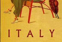 Vintage Italian Travel Posters / by LivItaly Tours