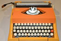 Vintage Typewriters / Typewriters I've collected, cleaned, repaired, or sold on Etsy.