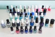 My Nails / My nail polishes and nail art
