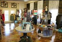 Shopping at Grand Lake, Oklahoma / Grand Lake, Oklahoma offers fabulous shopping, from women's boutiques to home decor you will find all arrays of fabulous styles and unique finds all around the area.