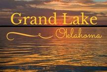 Grand Lake o' the Cherokees / Grand Lake o' the Cherokees in northeast Oklahoma is one of the top lakes in the region for vacationers and residents alike.