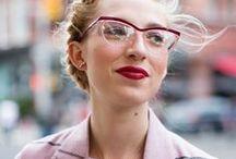 Make + óculos / Ideias de maquiagem para quem usa óculos de grau.