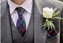 How to style your tartan tie