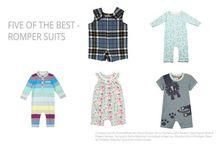 Simply the cutest Romper Suits