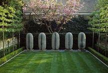 Garden Sculptures & Features