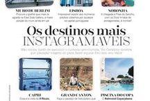 "Além da Beauté na Glamour / Coluna ""Além da Beauté"" da Vic Ceridono na Revista Glamour."
