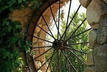 ✿✿✿ Garden ✿✿✿ / Jardin anglais, permaculture, récup' & cie