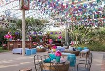 Festa junina / Inspirações de decoração para festa junina