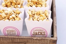 Popcorn Party! / Fantastic ideas to liven up your next birthday, shower, wedding, or party! / by JOLLY TIME Pop Corn