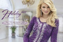 Our 2012 Holiday Catalog / Our goal is to make what you see on our website and within the pages of our catalogs the most original, most unique offerings available to keep our product selection fresh, new and completely you. / by Midnight Velvet Catalog