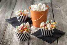 Halloween + Popcorn / by JOLLY TIME Pop Corn