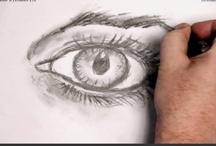 How to Draw the Human Eye / Learn how to draw the human eye - simple and effective free online tutorial. / by How To Draw