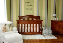 Neutral Nursery Room Theme Ideas