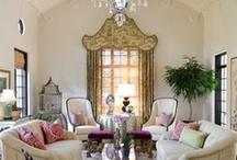 Living Room Ideas / by Angela Barrett