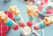 4th of July + Popcorn / www.jollytime.com / by JOLLY TIME Pop Corn